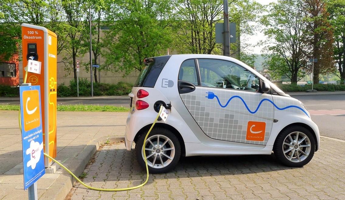 eCarSharing mit 100% Ökostrom (Bild: cambio)